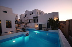 Oia's Sunset Apartments