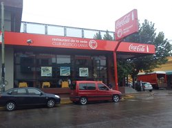 Restaurant de la sede  Club Atletico Lanus