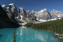 Canadian Rockies Van Tours - Canadian Co-ordinate Systems - One Day tour