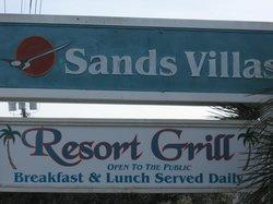 Resort Grill