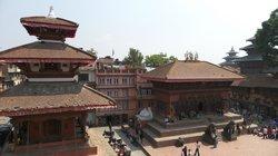 Площадь Дурбар - Катманду