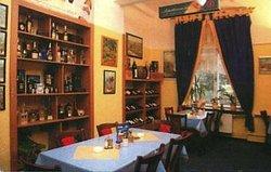 Cafe Restaurant Atrium