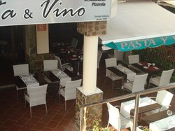Restaurant Pizzaria Pasta and Vino