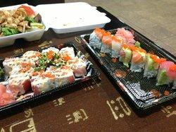 Oishi Hibachi Express