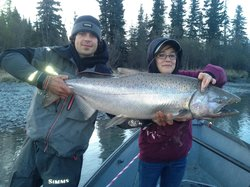 Chugach Backcountry Fishing - Day Trips