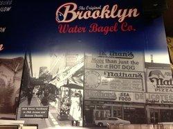 The Original Brooklyn Water Bagel Company