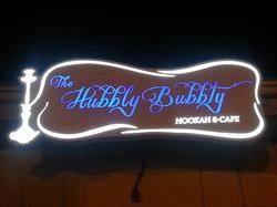 Hubbly Bubbly Hookah & Cafe