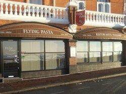 Flying Pasta