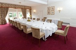 Restaurant at Menzies Flitwick Manor