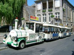 Le Petit Train de Dinan
