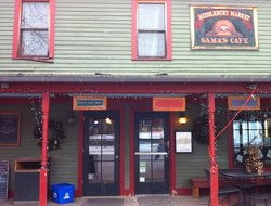 Sama's Cafe