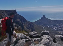Cape Town Hiking with Tim Lundy -  Tours