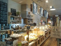 Natural Kitchen - Fetter Lane