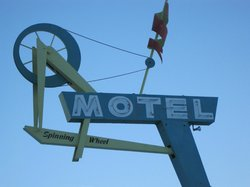 Spinning Wheel Motel