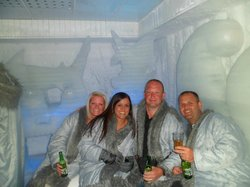 Ice Bar at Soho Square