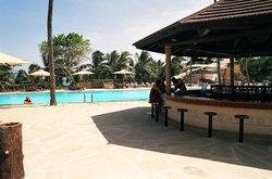 Bar at activity (lower) pool