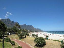 Cliffton Beach, Cape Town, South Africa.