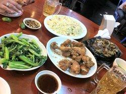Tai Tai Chinese Restaurant, Phnom Penh, Cambodia
