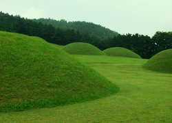 Baekje Royal Tombs (Neungsan-ri Ancient Tombs)