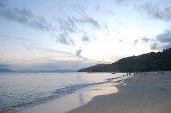 Zimbros Beach