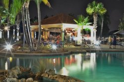 The Lagoon Tiki Bar and Grill