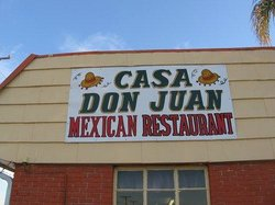 Casa Don Juan Mexican Restaurant