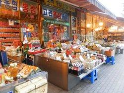 Seoul Yangnyeongsi Market