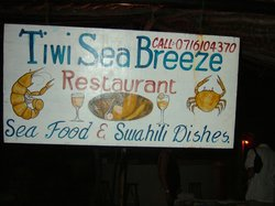 ‪Tiwi Sea Breeze Restaurant‬
