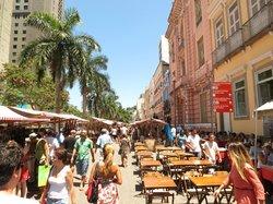 Feira Do Rio Antigo