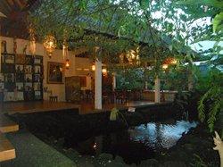 Reception area- Green Field Hotel