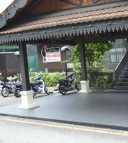 Hornbill restaurant and cafe