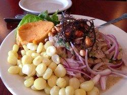 4 suyos Peruvian cuisine