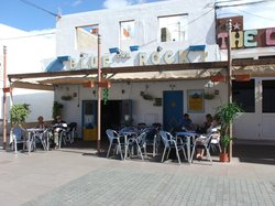 Blue Rock Bar - Corralejo