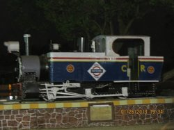 Neral-Matheran Toy Train
