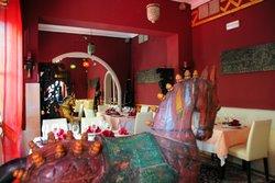 ....orientalische Dekoration