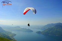 SkyGlide Paragliding Lake Lucerne