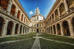 サンティーボ アッラ サピエンツァ教会