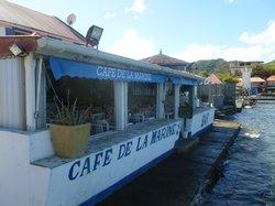 Cafe de la Marine
