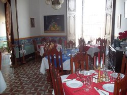 Restaurante Carmelina de la Paz