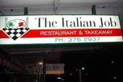 The Italian Job Restaurant