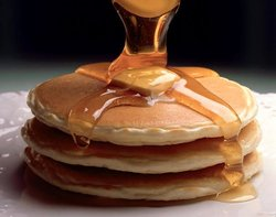 Pancakes on the Rocks