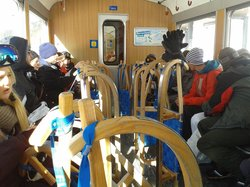 Bergün Filisur Tourism -Sled Track