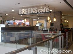 Breeks Cafe