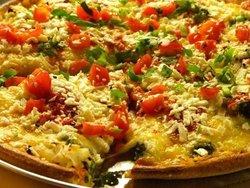 Mr. Natural Pizza