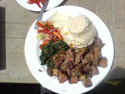 Nyama Choma Place