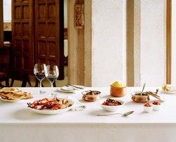 Trident Hotel Restaurant