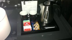 Water heater for coffe and tee