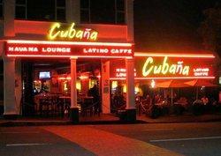 Cubaña Havana Lounge & Latino Caffé