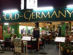 Old Germany Restaurant Hua Hin