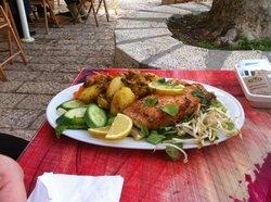 Keshet HaqHurva Cafe-Restaurant